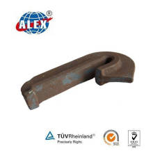 DIN Std Rail Anchor Railway Fastener System for Railway Track